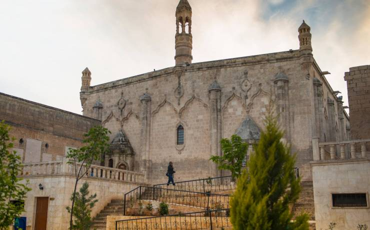 Fırfırlı Mosque (Twelve Apostles Church)