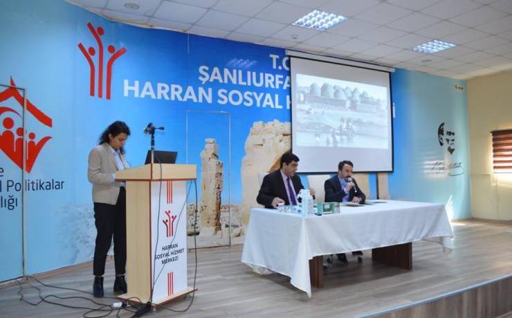 Harran İlçesi Stratejik Turizm Eylem Planı Çalıştayı