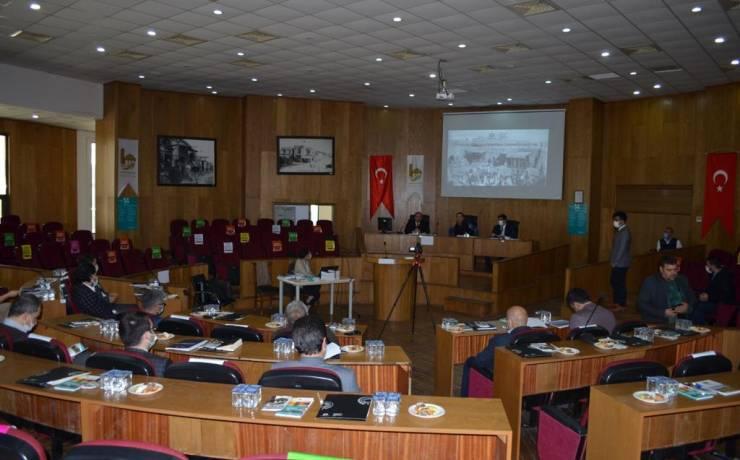 Viranşehir İlçesi Stratejik Turizm Eylem Planı Çalıştayı