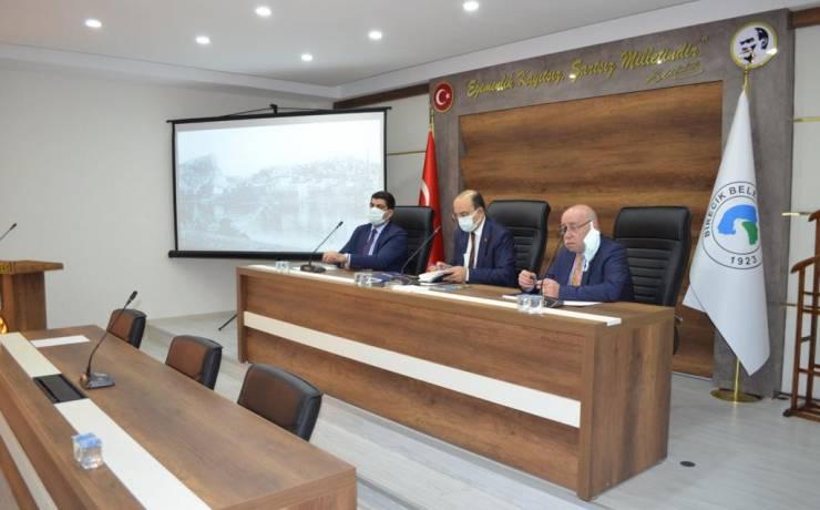 Birecik İlçesi Stratejik Turizm Eylem Planı Çalıştayı