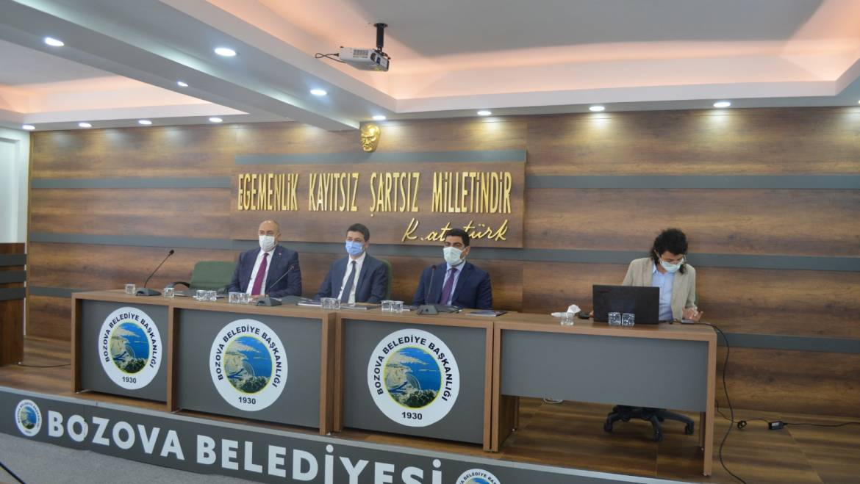 Bozova İlçesi Stratejik Turizm Eylem Planı Çalıştayı