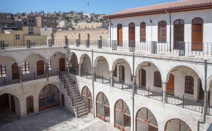 Barutçu 旅馆