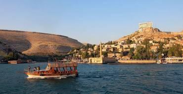 Take A Boat Trip In Halfeti