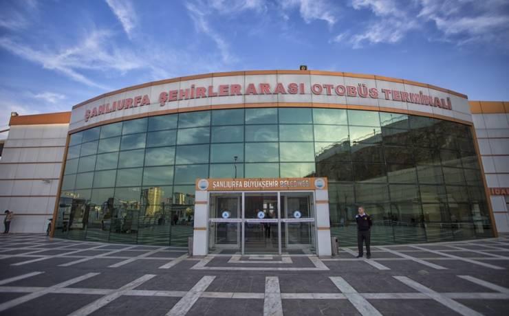 Şanlıurfa Otobüs Terminali