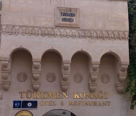 Türkmen Mansion