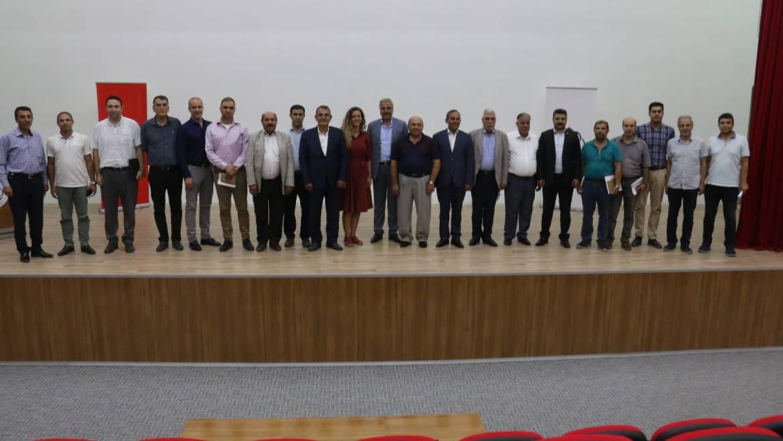 Pamuk Festivali Komite Toplantısı