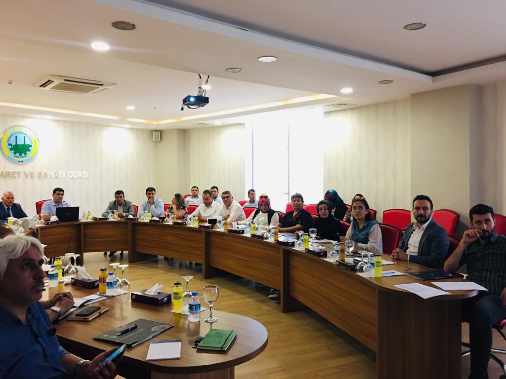 Turizm Ar-Ge Komisyonu Toplantısı