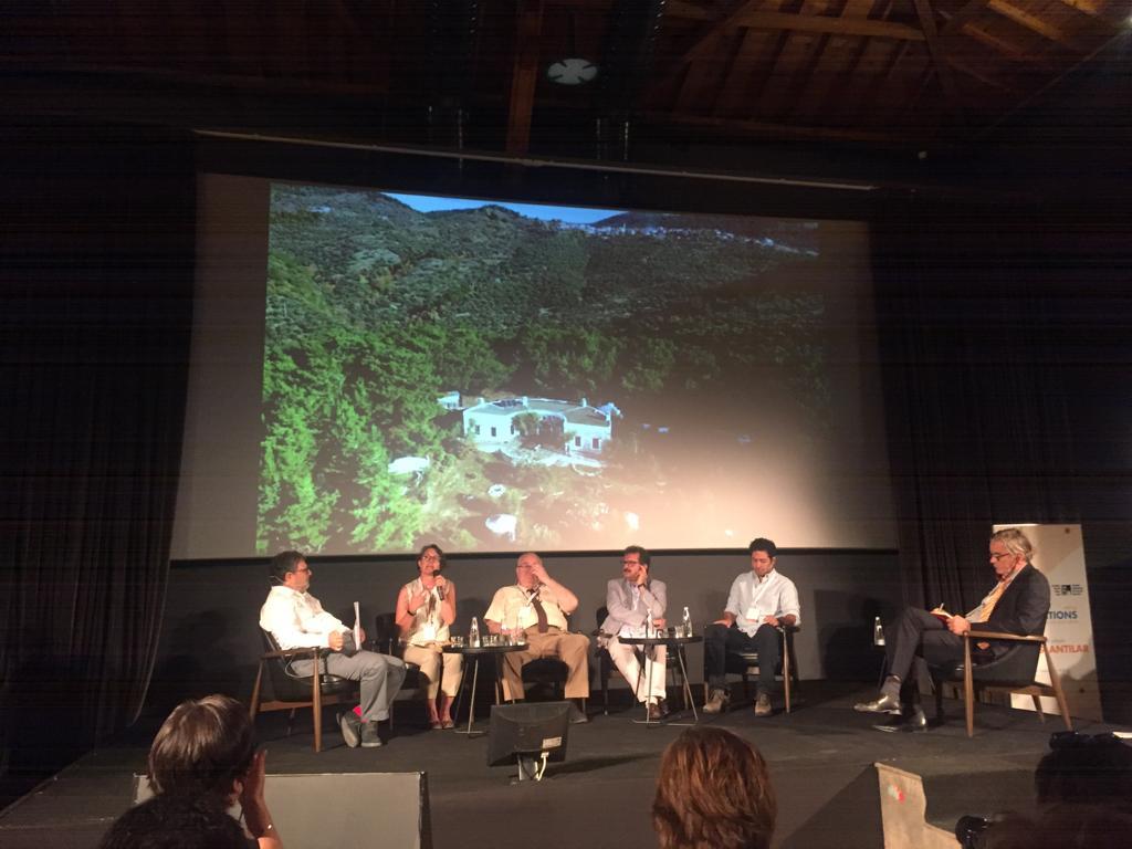 """Şanlıurfa Turizmi Geliştirme AŞ """"Sanat ve Kültür Yoluyla Bağlantılar Kurmak Konferansı""""na katıldı."""