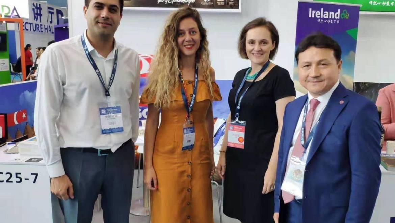 Şanlıurfa, Çin'de Türkiye'yi Temsil Etti