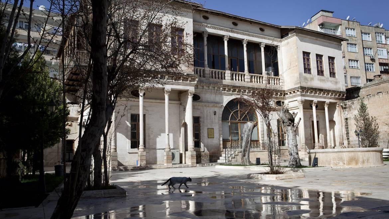 Kurtuluş(解放)博 物馆