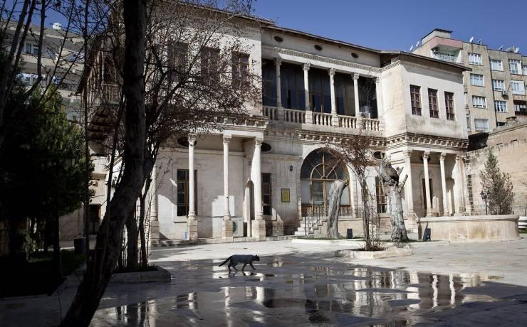 Mahmud Nedim Konağı (Kurtuluş Müzesi)
