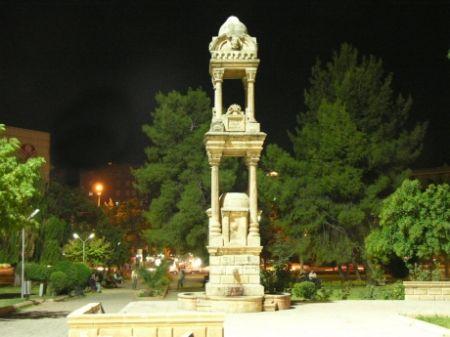 Mustafa Kemal Pasha Memorial Fountain