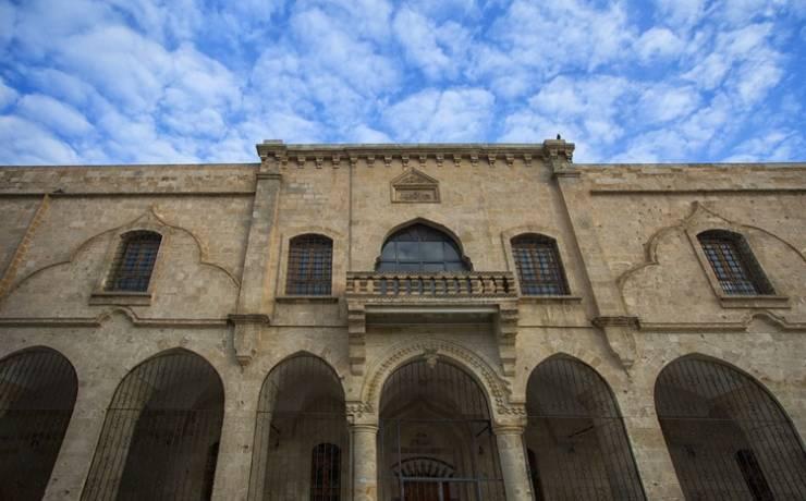 Selahaddin Eyyubi Camii (Surp Astvadzadzin Meryem Ana Kilisesi )
