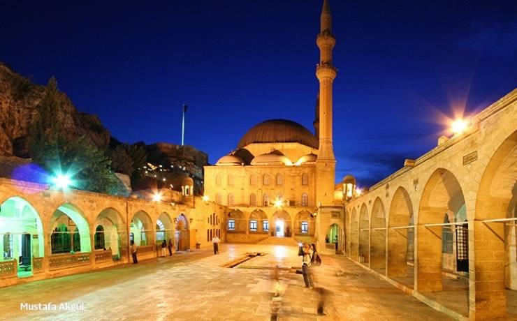 Yeni Mevlidi Halil Camii