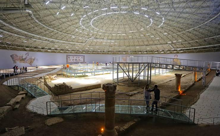 Halepli Bahçe Müze Kompleksi