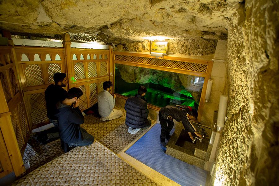 Mevlidi Halil Mağarası