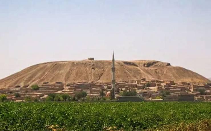Sultan Tepe Höyüğü Arkeolojik Kazı Alanı