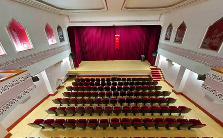 Şair Nabi Tiyatro Salonu