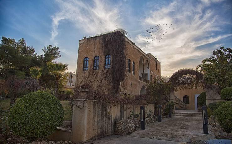Sakip's Mansion