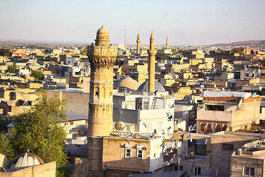 Pazar Cami ( Hoca Ahmet Camii)