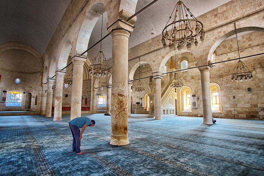 Selehaddin Eyyübi Cami (Aziz JohannesProdromos Addai Kilisesi