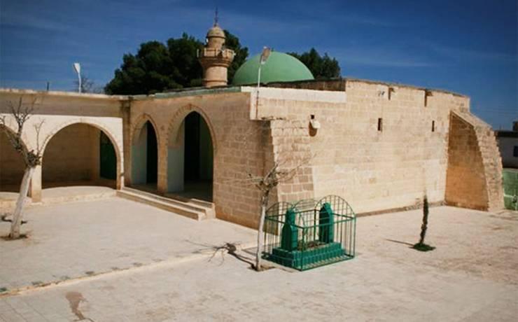 Şeyh Müslüm Camii Suruç