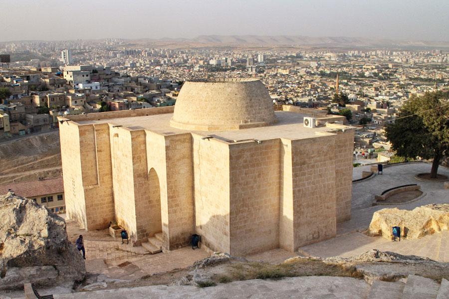 Sheikh Mesud Mausoleum